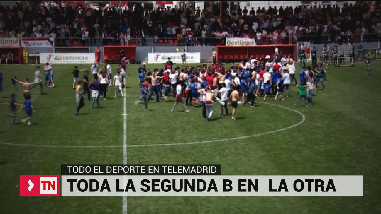 El deporte madrileño, una apuesta de Telemadrid
