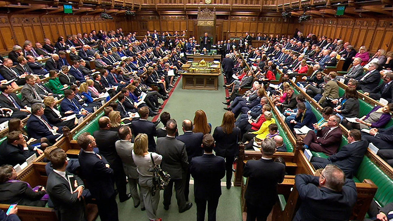 """Parlamento británico votará el acuerdo de """"Brexit"""" el 15 de enero, según la BBC"""