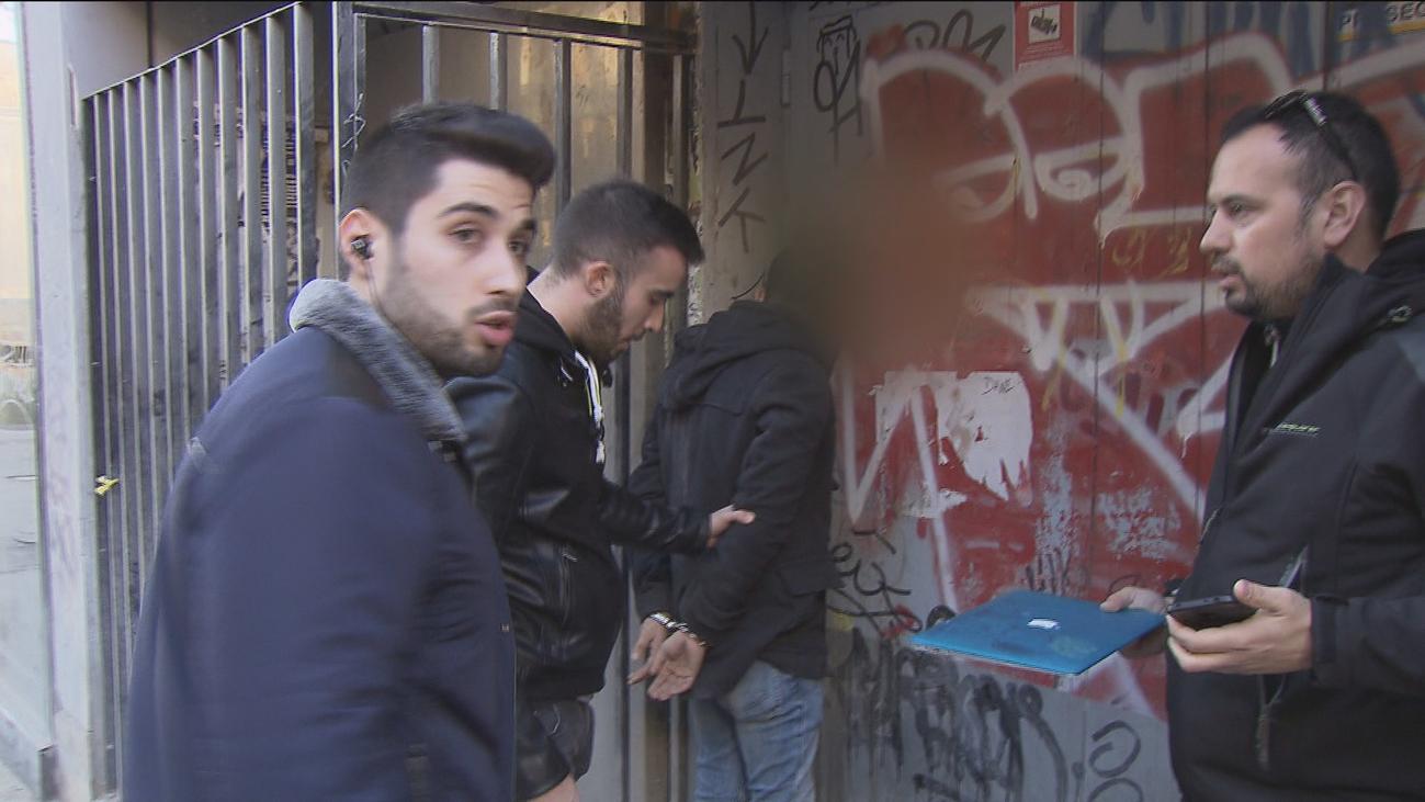 Llegan a Madrid las rebajas y con ellas...bandas de carteristas