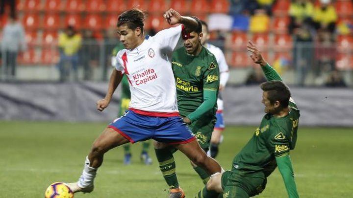 0-0. El Rayo Majadahonda empata con Las Palmas