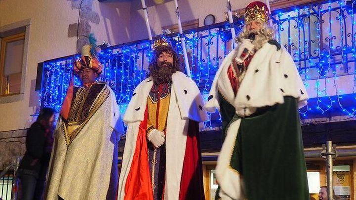 Torrelodones pide disculpas por la velocidad de la cabalgata de Reyes