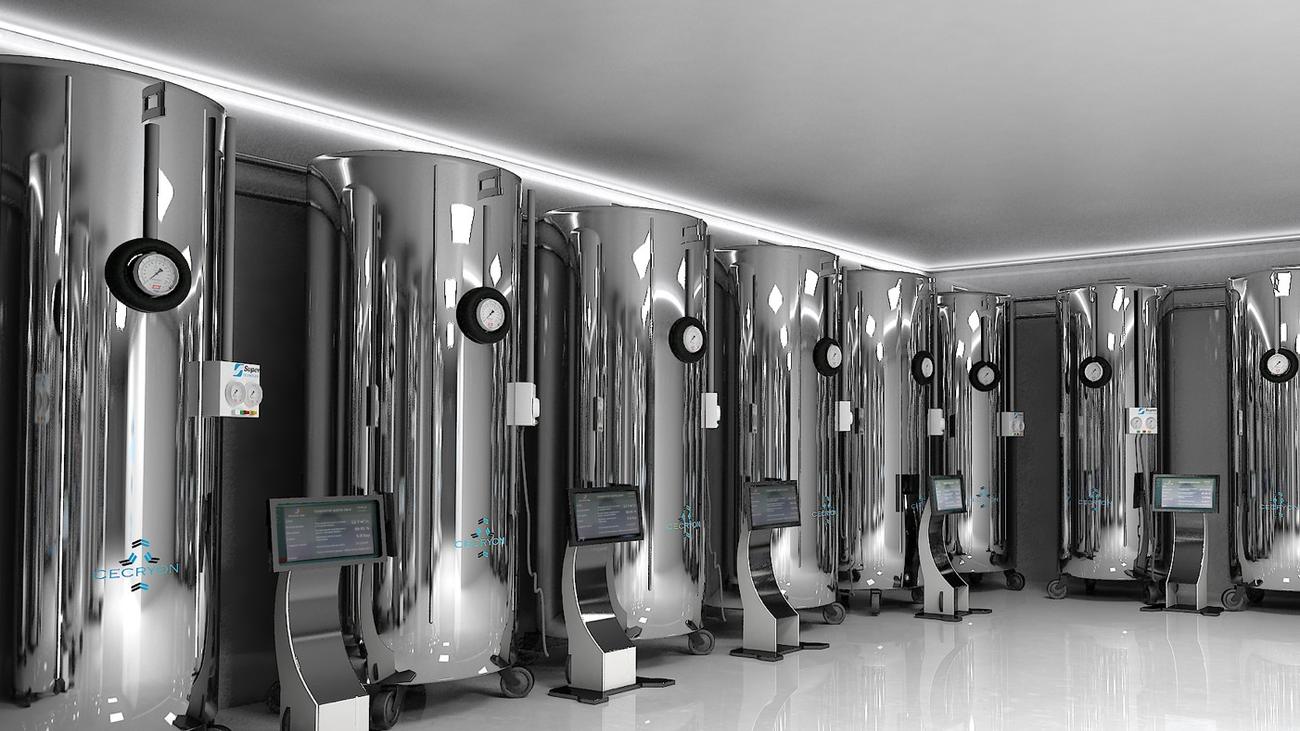 Valencia es sede de la primera empresa de criopreservación de cuerpos de Europa