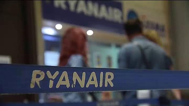 Los TCP de Ryanair convocan diez días de huelga