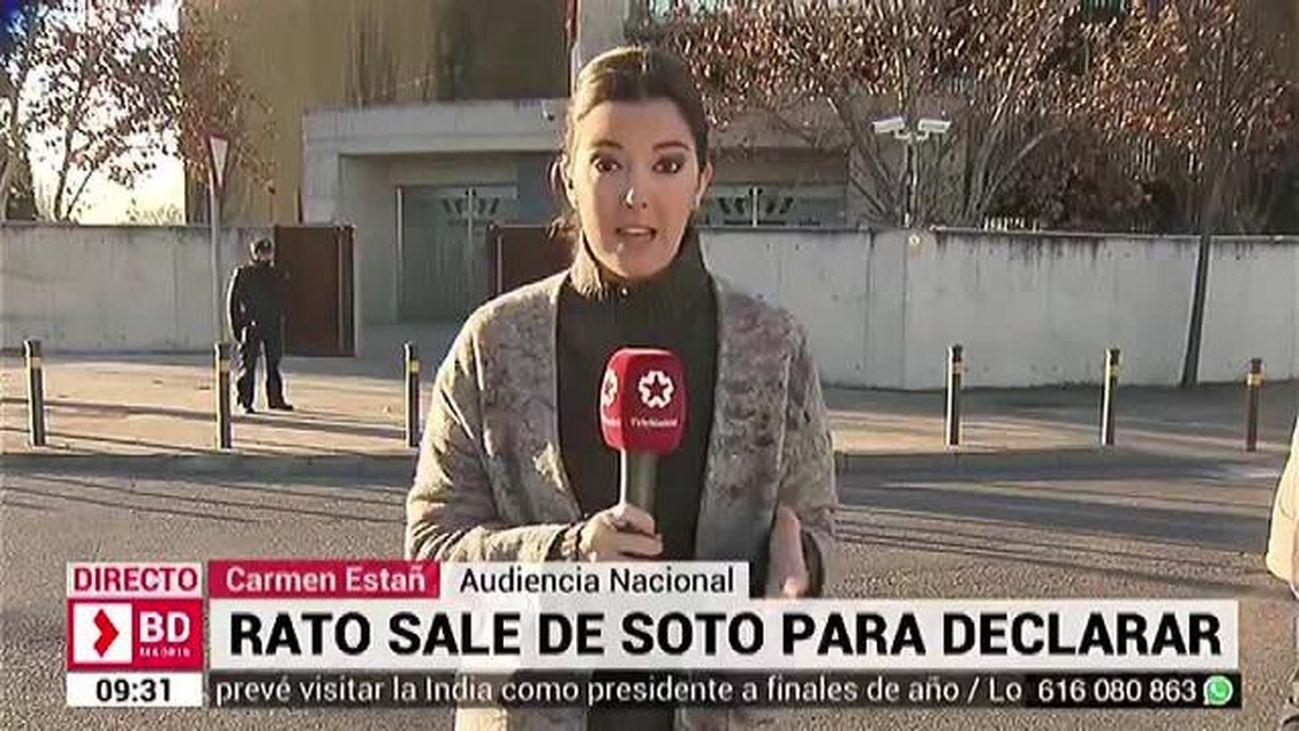 Buenos Días Madrid 09.01.2019