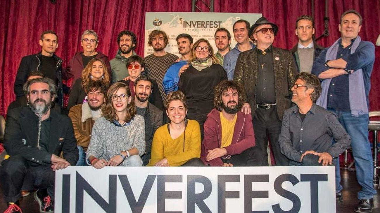 Varios artistas que participarán en Inverfest 2019