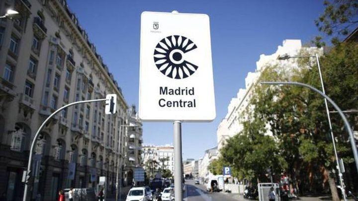 Las multas de Madrid Central llegarán a los 12 días, informa Manuela Carmena