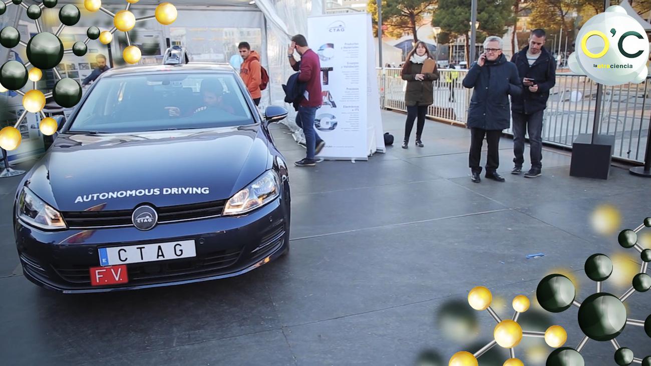 Los coches autónomos ya existen, pero habrá que esperar para verlos en la gran ciudad