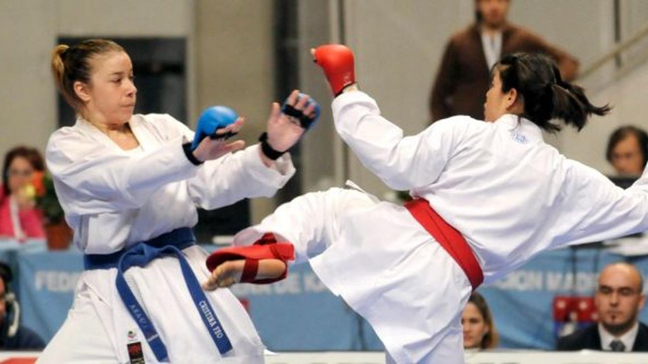 La Latina acoge el Trofeo Internacional de Karate Villa de Madrid