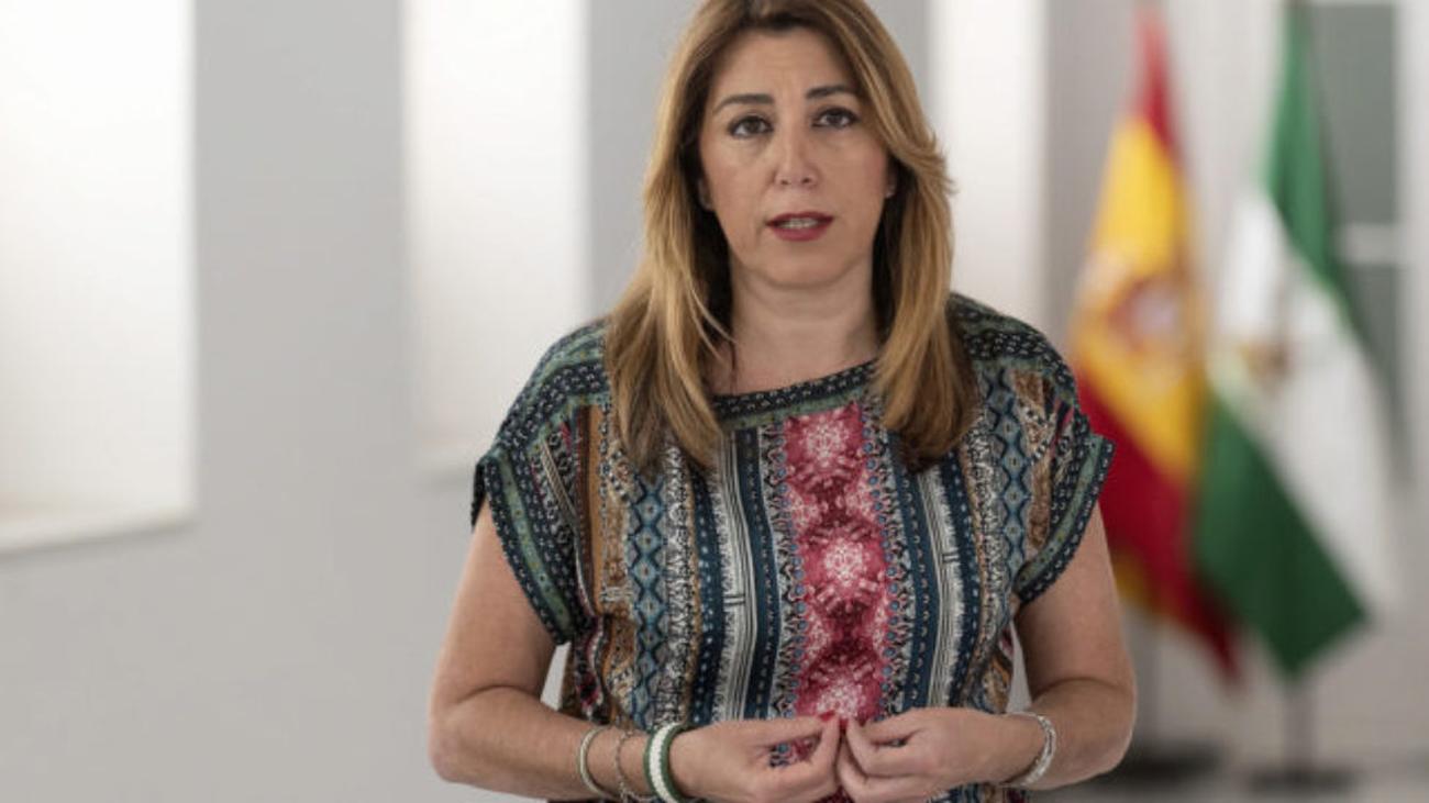 Moreno Bonilla, único candidato a la investidura andaluza tras la renuncia de Susana Díaz