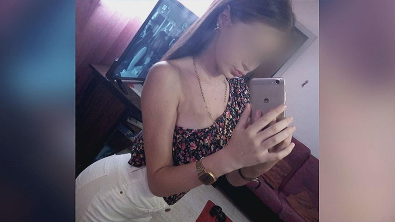 """Rocío, la presunta asesina de Denisa en Alcorcón: """"Papá, la he liado"""""""
