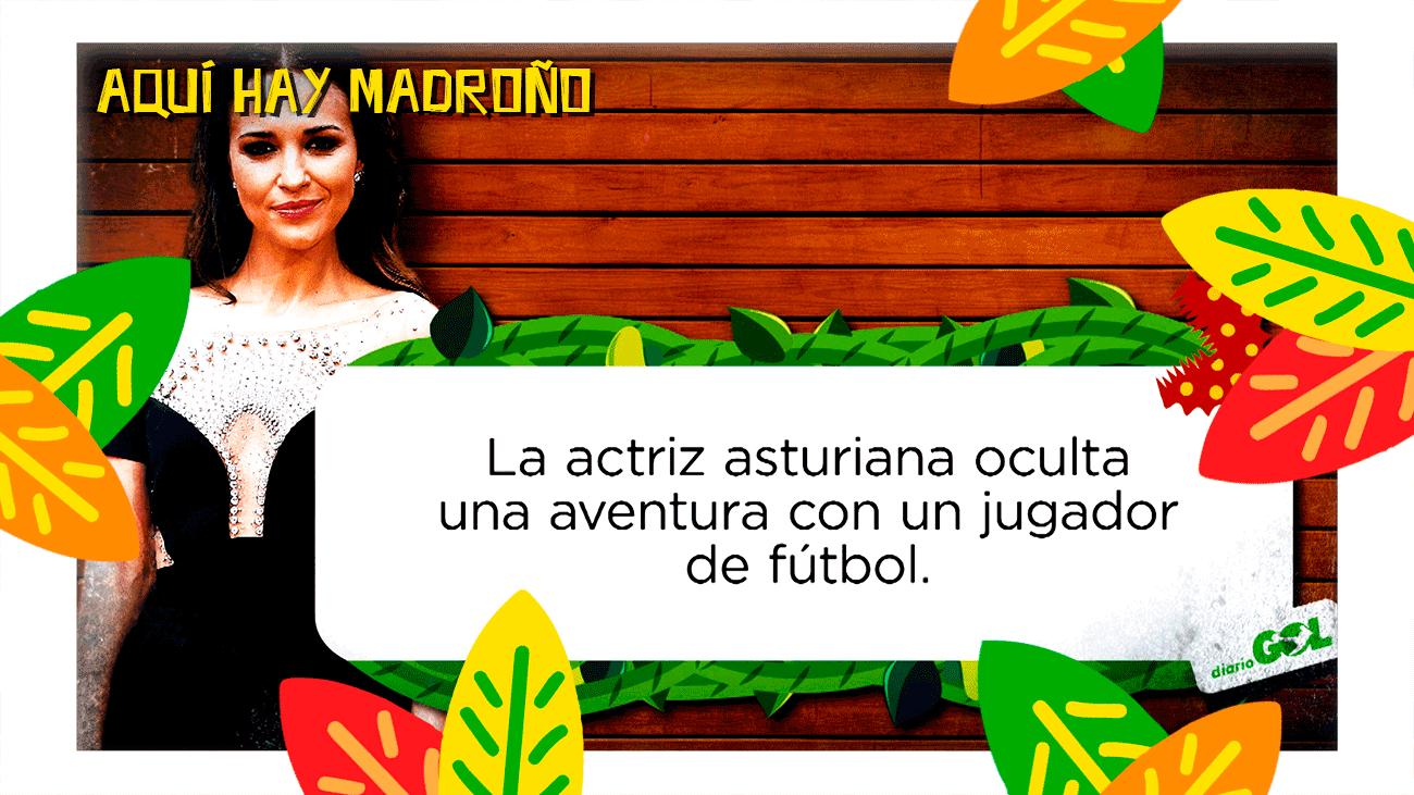 El lío secreto de Paula Echevarría con un futbolista