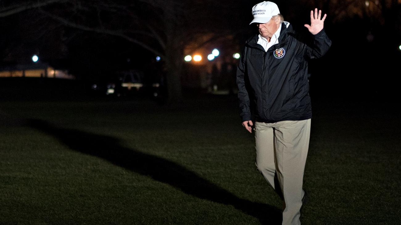 """Trump, """"casi"""" decidido a declarar la emergencia nacional para levantar el muro con México"""