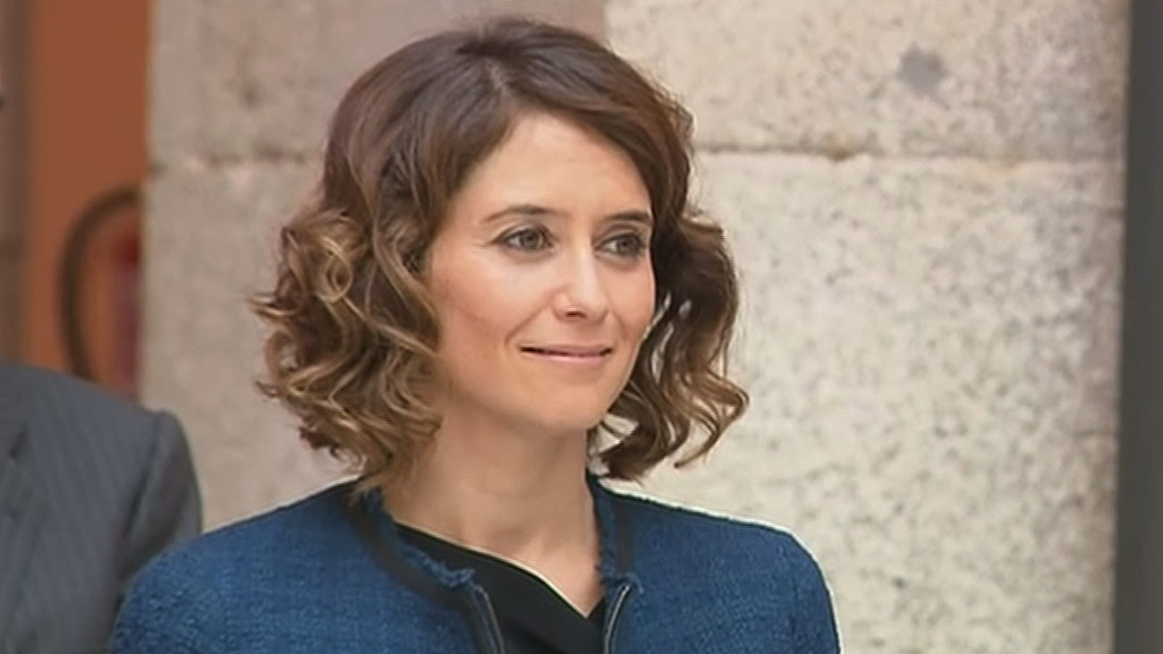 Isabel Díaz Ayuso, candidata sorpresa del PP a la Comunidad de Madrid