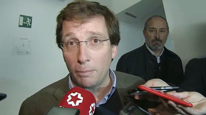José Luis Martínez Almeida, será el candidato del PP al Ayuntamiento de Madrid
