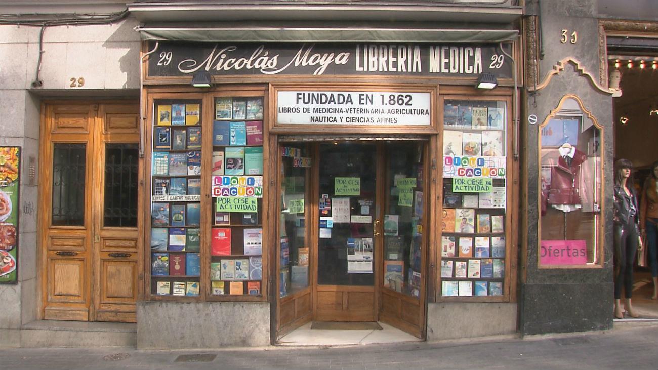 Así afronta el sector el cierre de la librería más antigua de Madrid