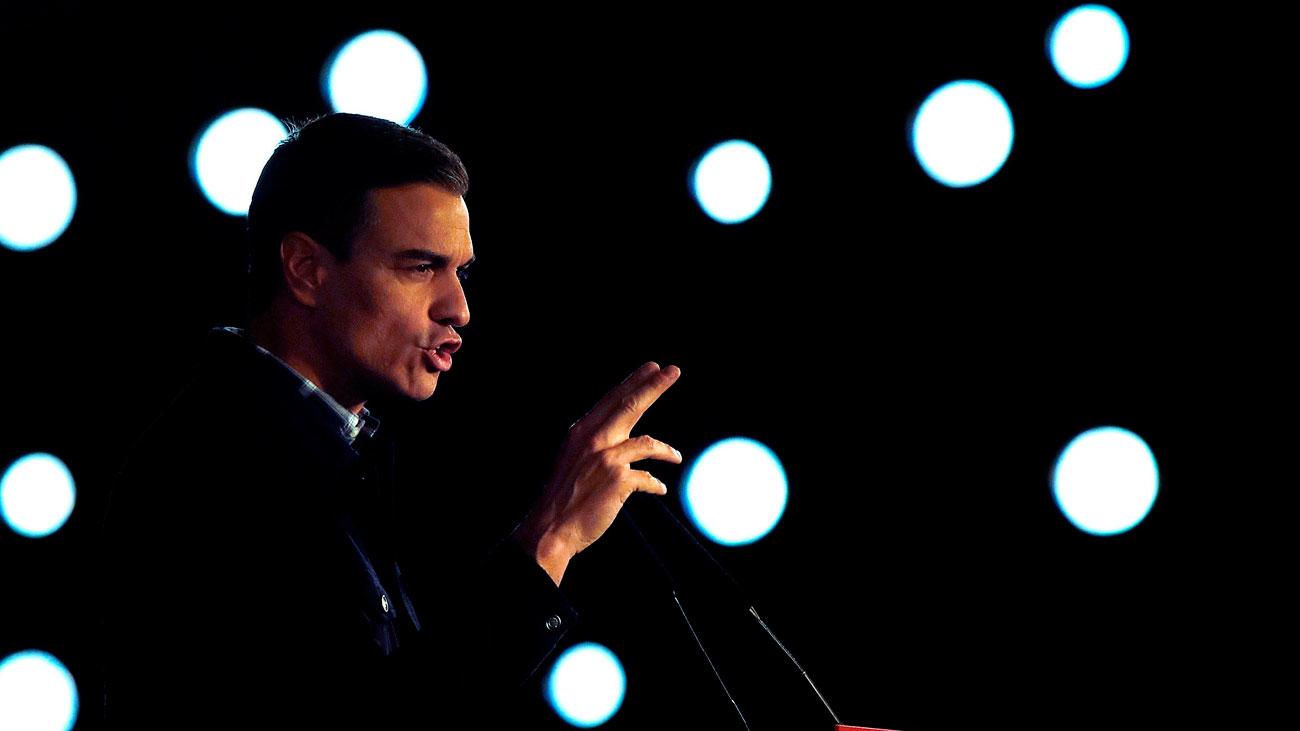 """Sánchez avisa a Rivera y Casado: """"Esperen sentados, vamos a gobernar hasta 2020"""""""
