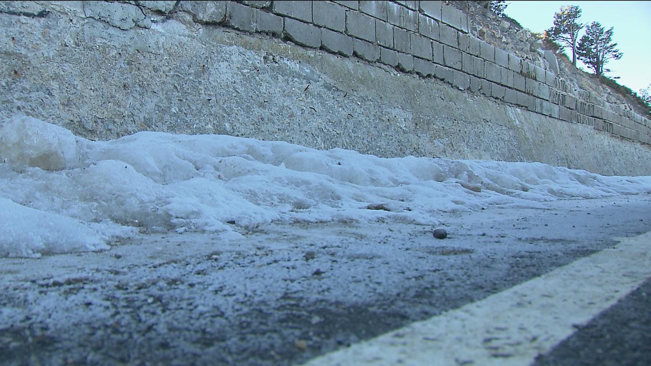 El atípico invierno, sin nieve, deja pérdidas en los negocios de la sierra