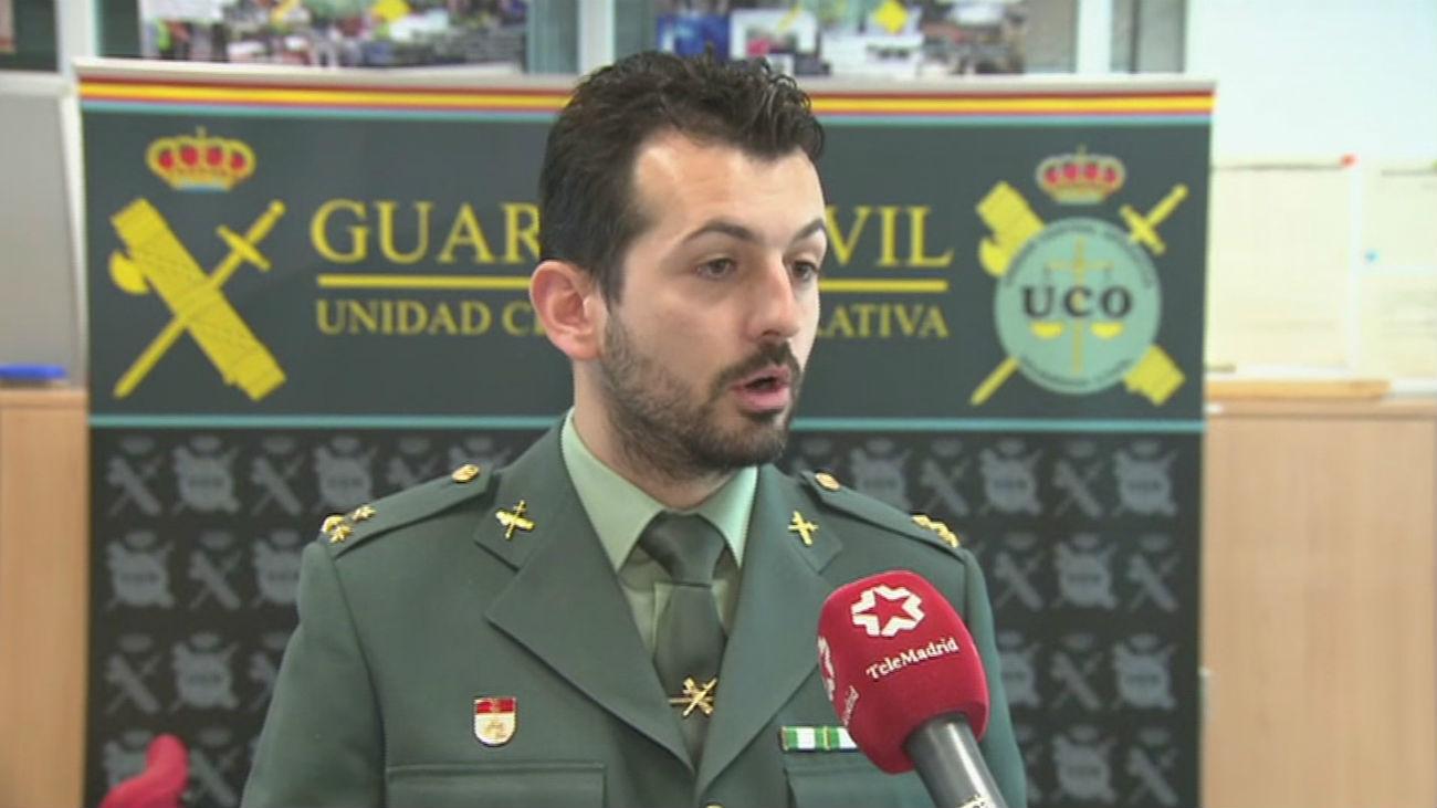 Tres detenidos en España por el secuestro de un empresario en Costa Rica
