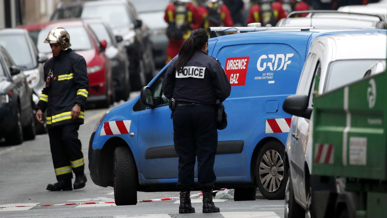La española muerta en la explosión de París era de Toledo
