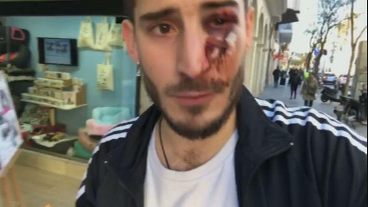 Los detenidos por la agresión homófoba en el metro de Barcelona pasan a disposición judicial