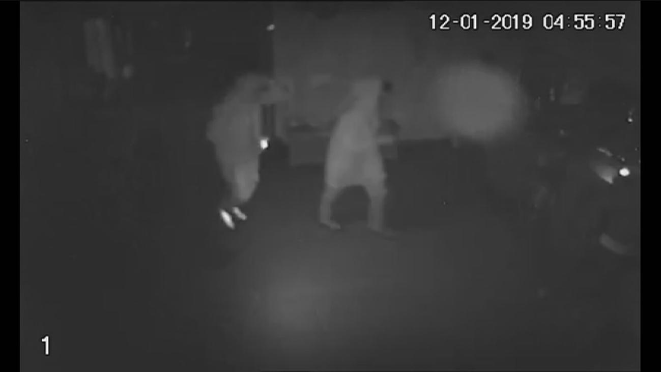 Oleada de robos en Galapagar, con tres detenidos por retener a punta de navaja a dos niños