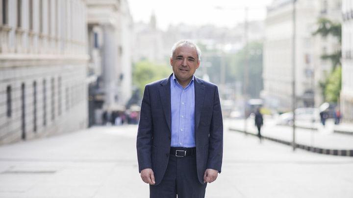 """Rafael Simancas: """"Si hay Presupuestos parece lógico que la legislatura aguante hasta el año 2020"""""""