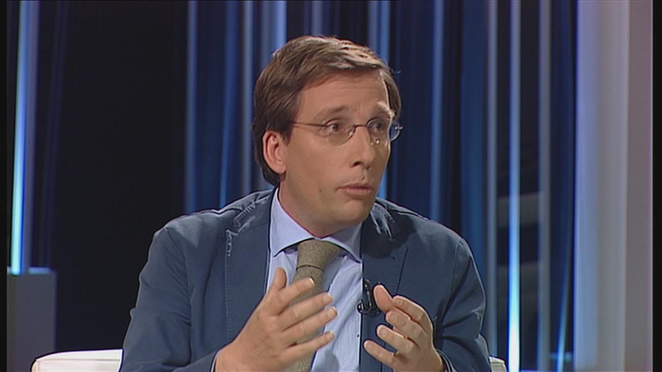Almeida se fija como prioridades revertir Madrid Central, la limpieza y bajar los impuestos