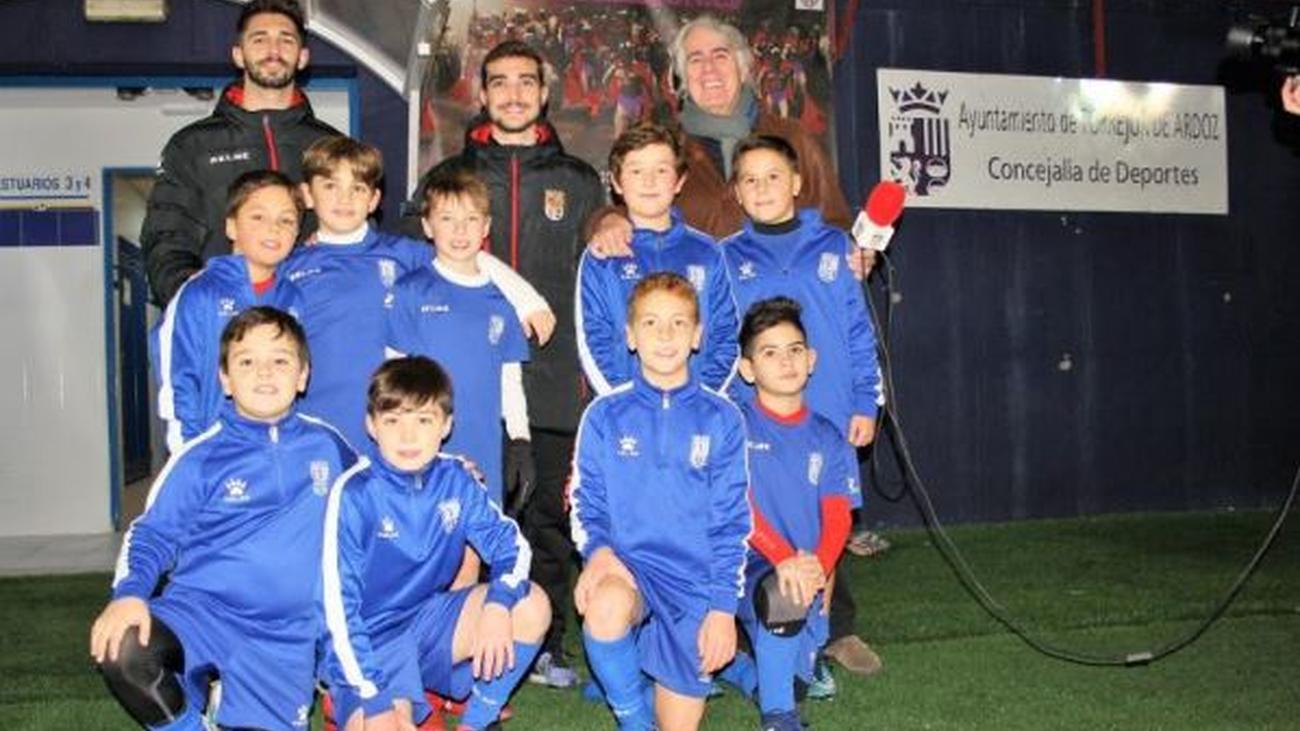 La AD Torrejón CF da juego a más de 800 futbolistas