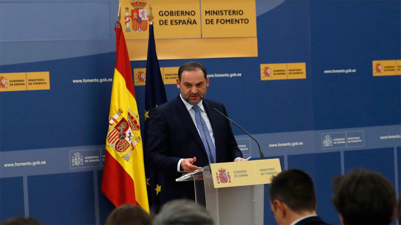 Fomento invertirá 612 millones de euros en Madrid