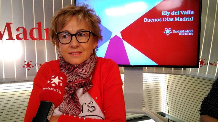 Entrevista a Pérez del Molino, alcaldesa de Guadarrama