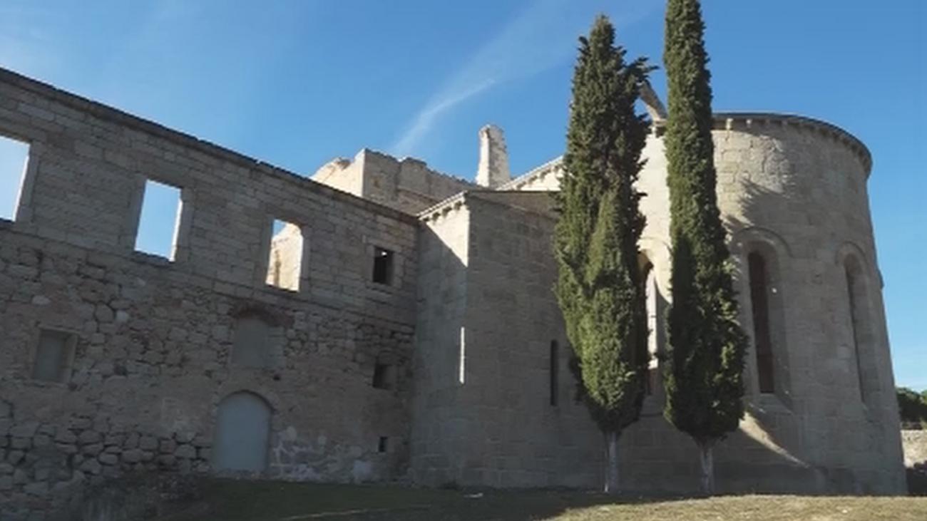 ¿Habita el fantasma de Elvira en el Monasterio de Santa María de Valdeiglesias?