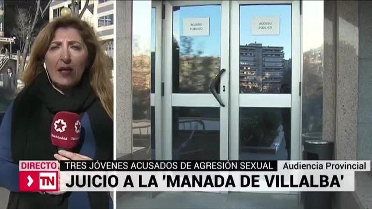 Los jóvenes acusados de una agresión sexual a una chica en Collado Villalba niegan los hechos