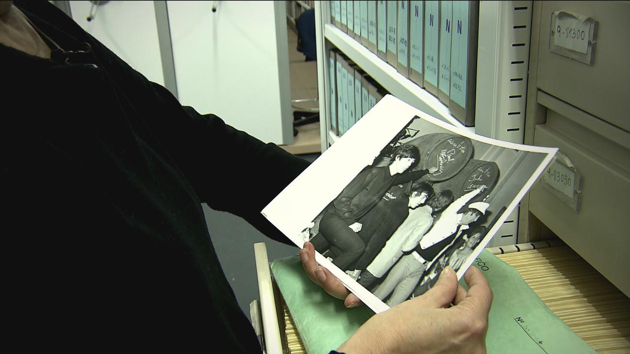 La fototeca de la Agencia EFE cumple 80 años