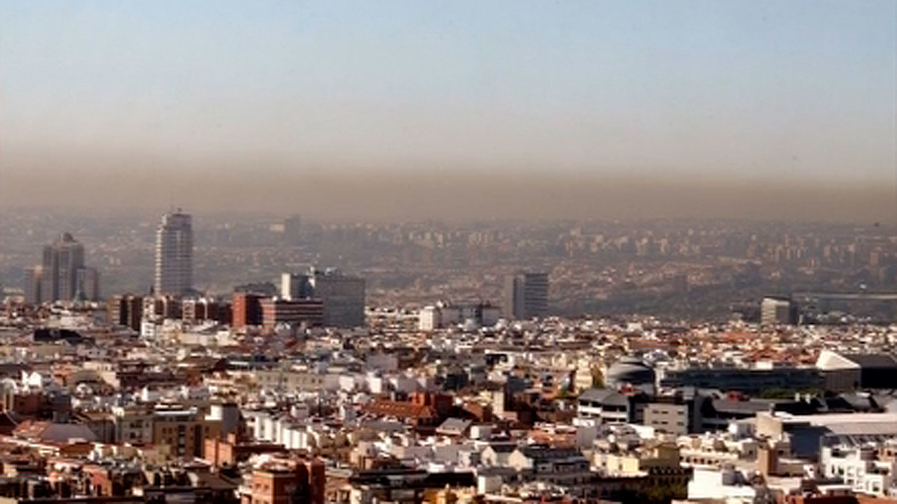 La boina de Madrid
