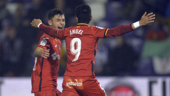 1-1. El Getafe, a cuartos tras eliminar al Valladolid