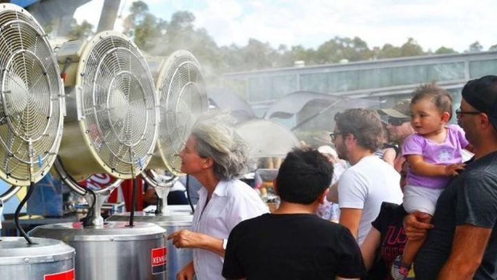 Temperaturas de casi 50 grados por la ola de calor en Australia