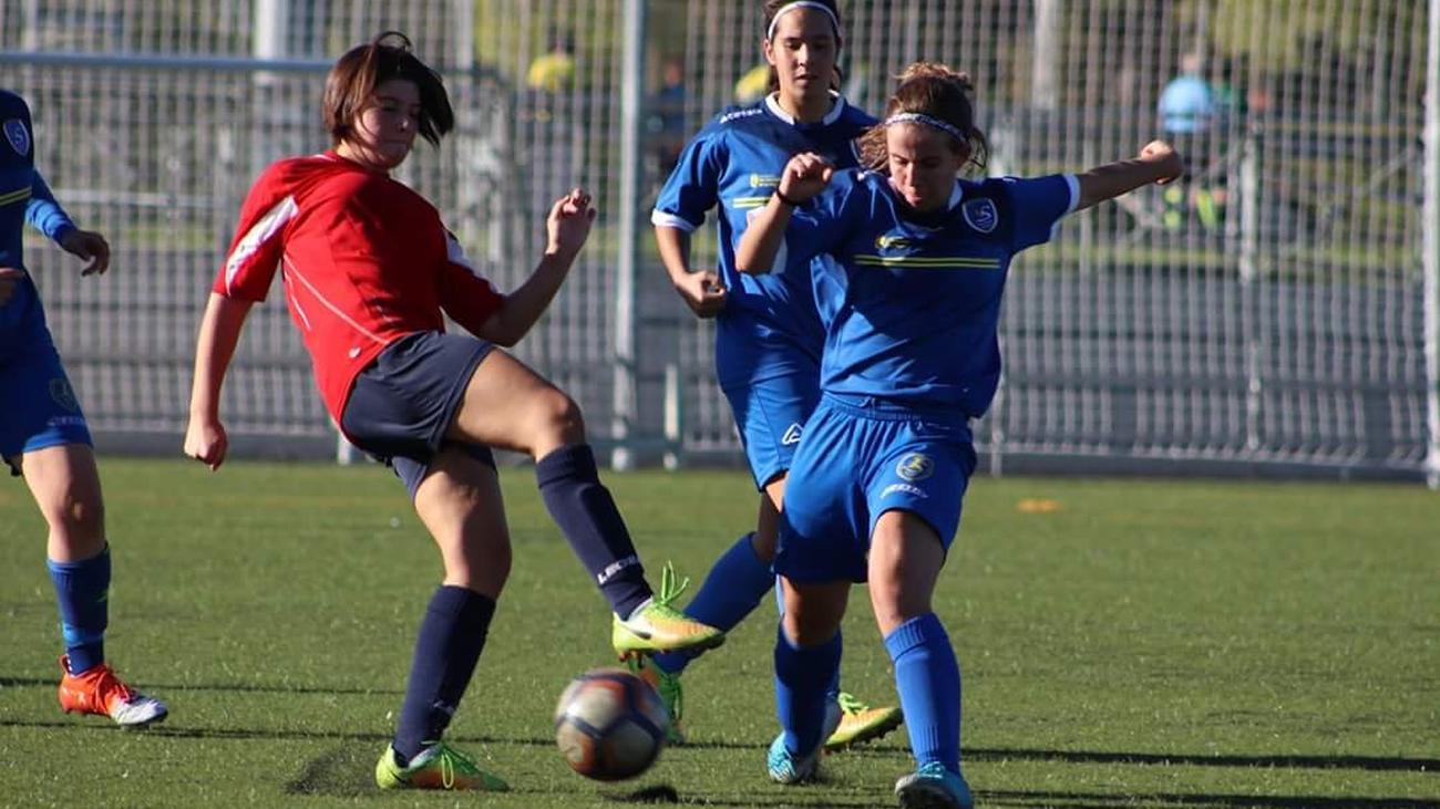 Juventud Sanse-Tres Cantos, fútbol femenino en La Otra