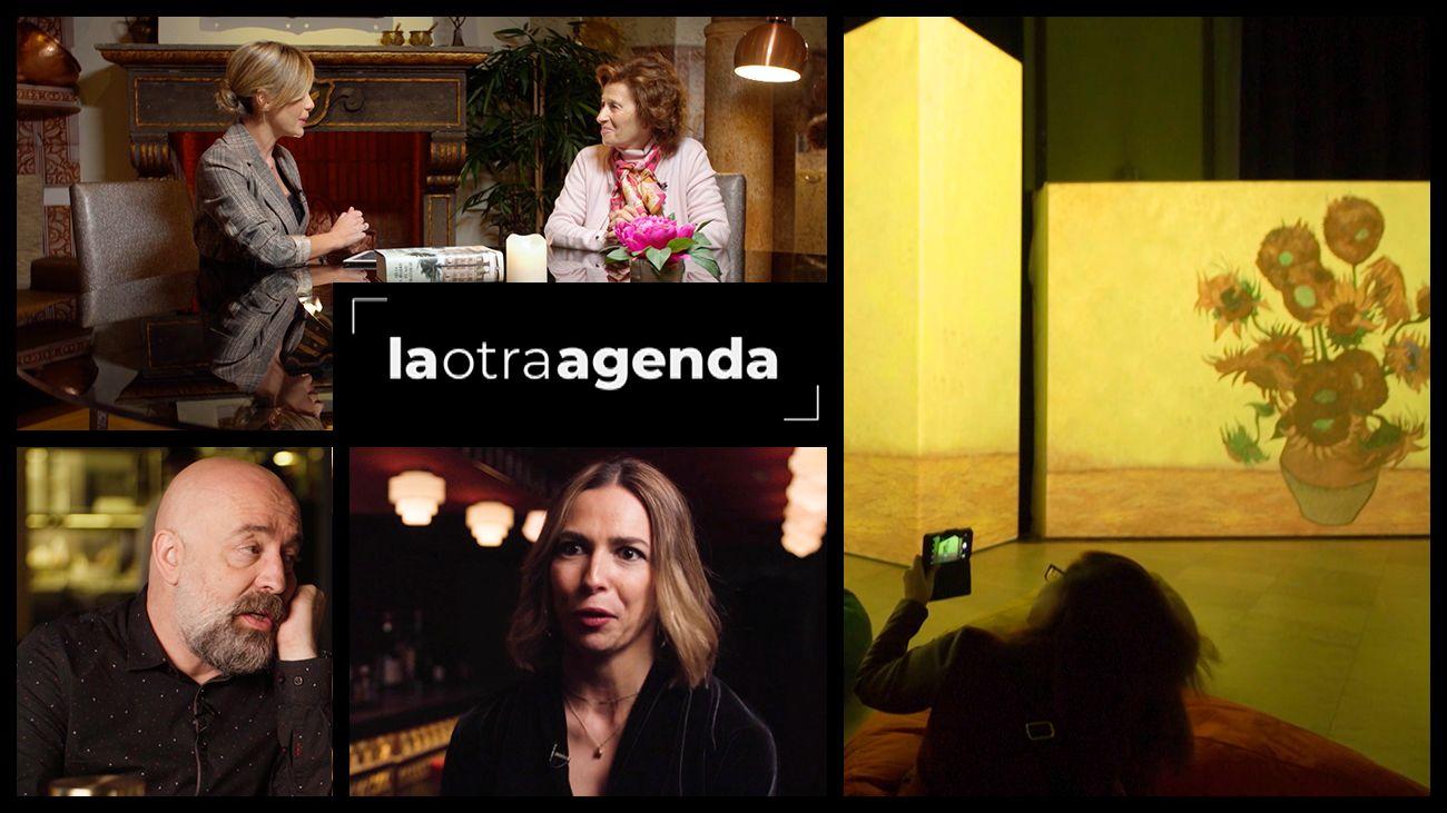 Julia Navarro, Goyo Jiménez y el Madrid 'clandestino' en La Otra Agenda