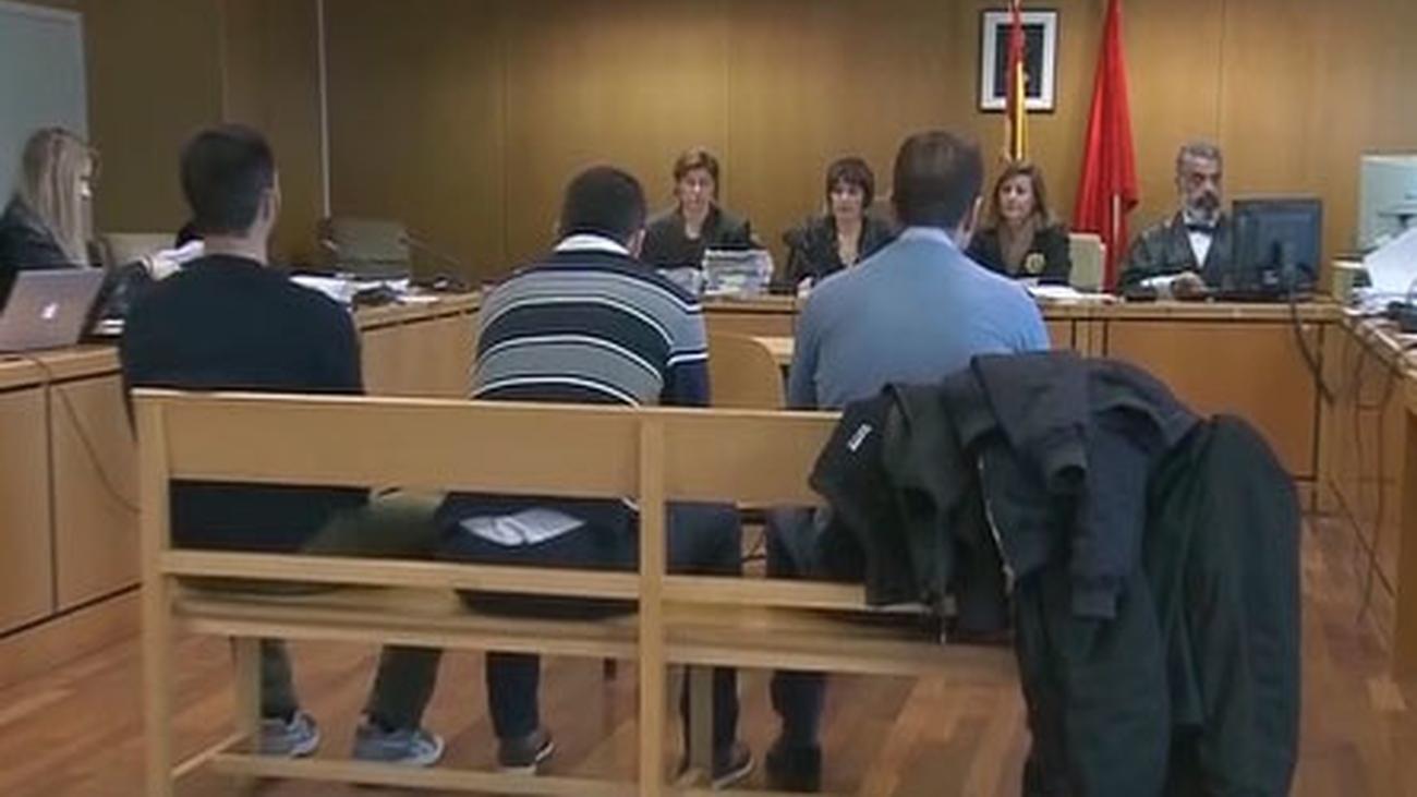 La víctima de 'la Manada de Villalba' afirma que no pidió sexo en grupo