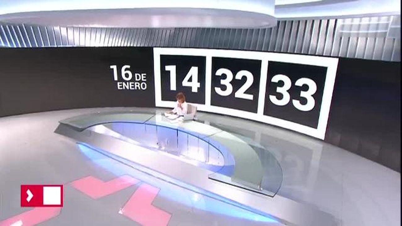 Telenoticias 1 16.01.2019