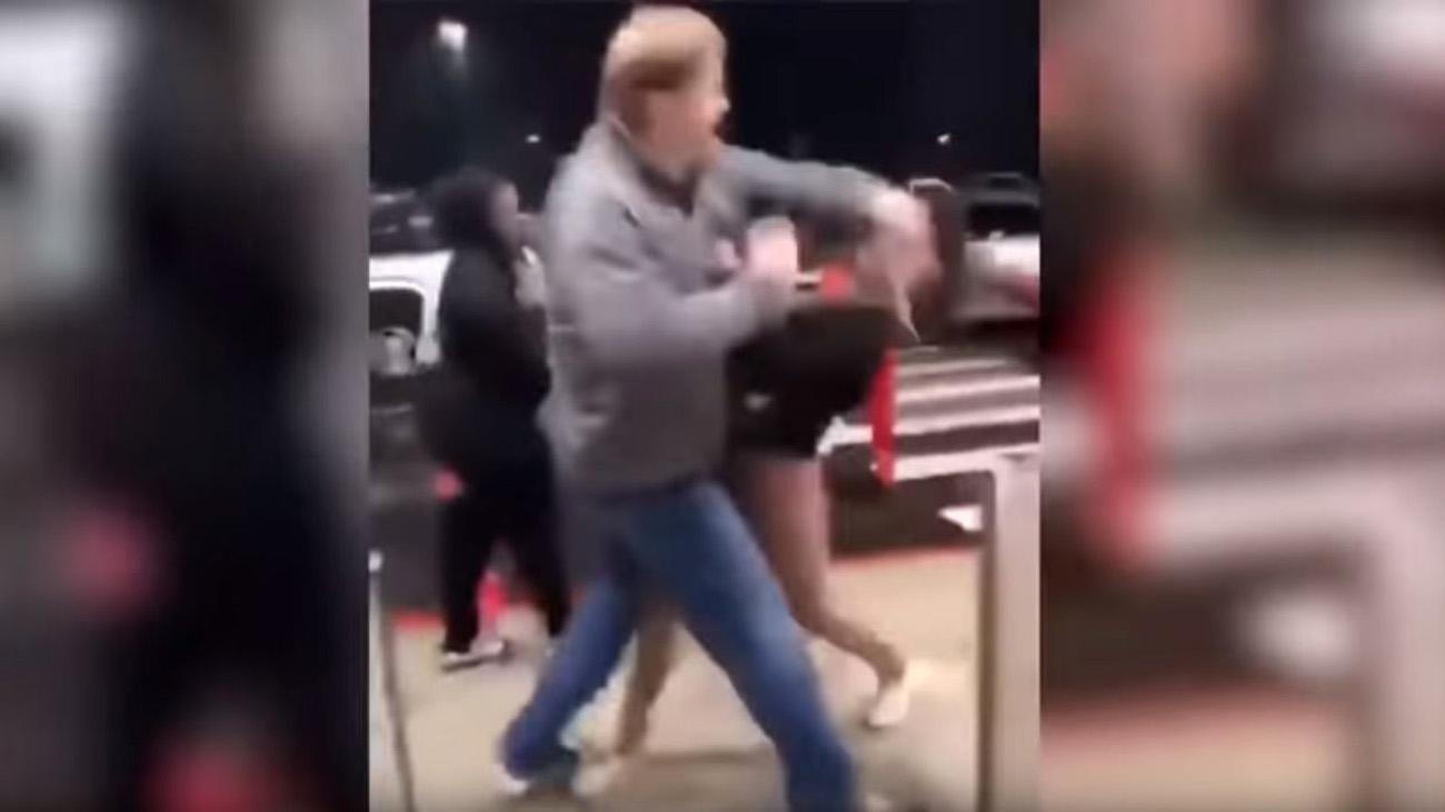 El puñetazo de un hombre de 51 años a una niña de 11
