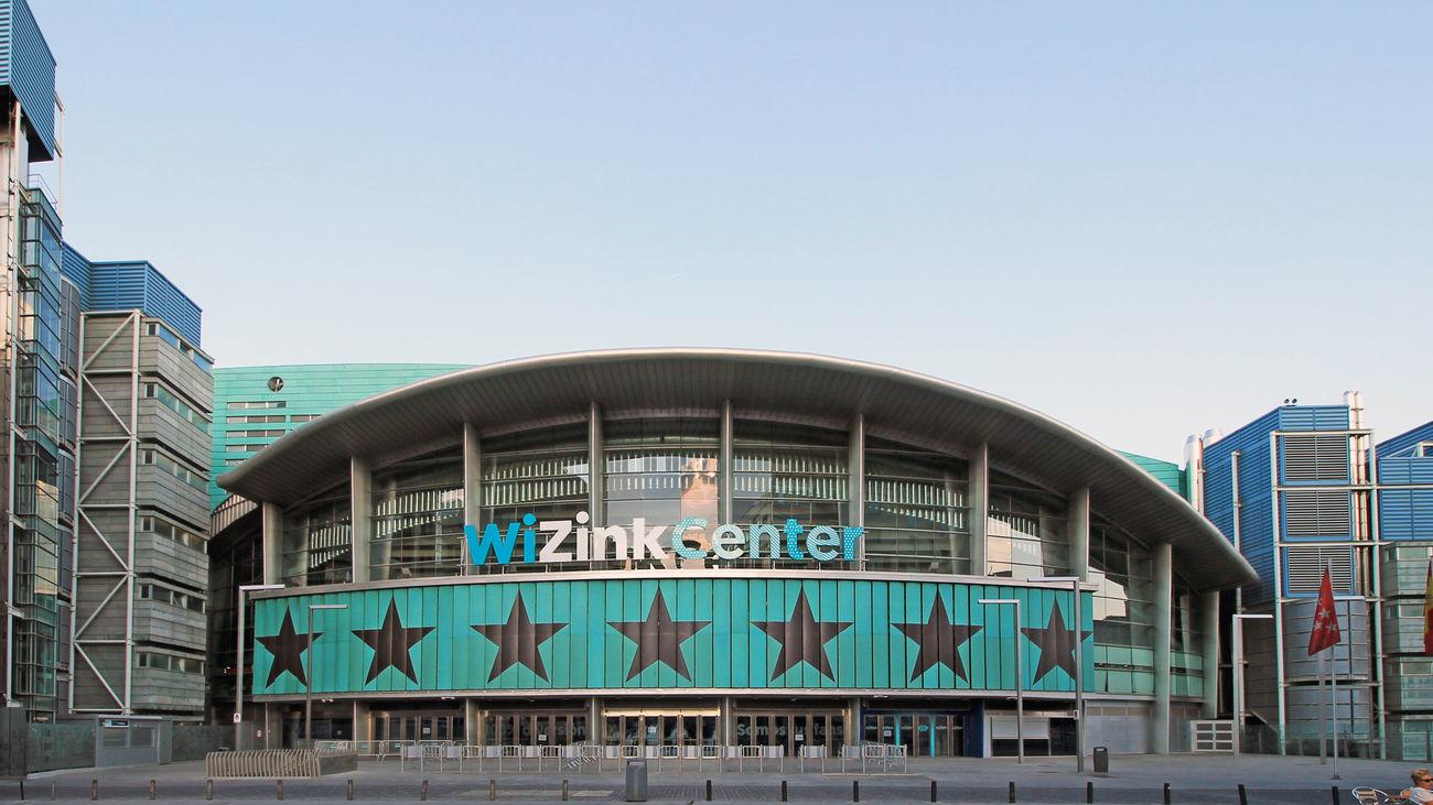 Wizink Center, tercer recinto con más actividad del mundo.