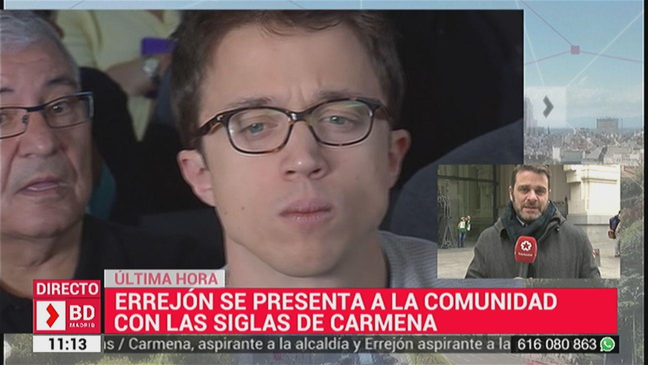 Buenos Días Madrid (10:30-11:30) 17.01.2019