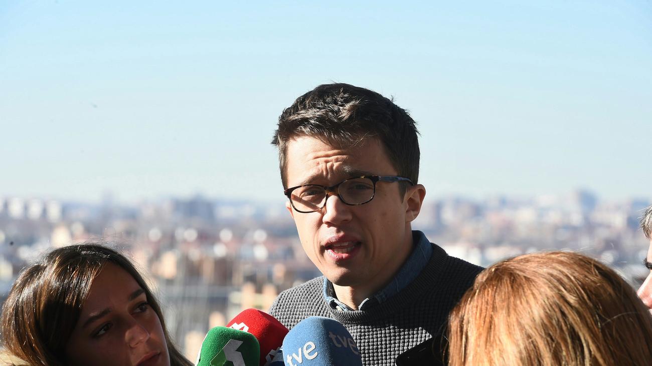 Errejón se desmarca de Podemos y se presenta a la Comunidad de Madrid con el partido de Carmena