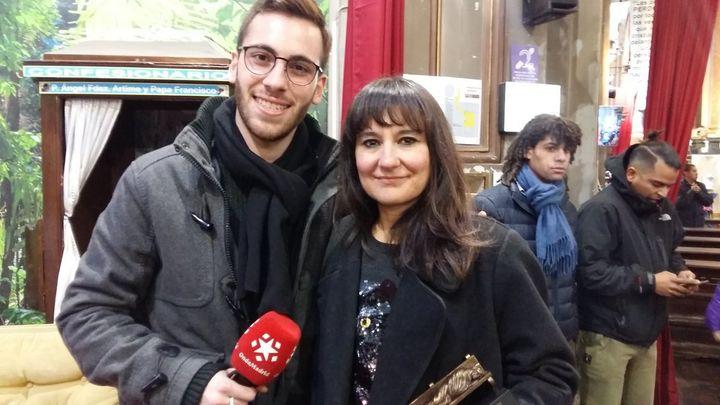 Hablamos con Amaral, pregoneros de San Antón