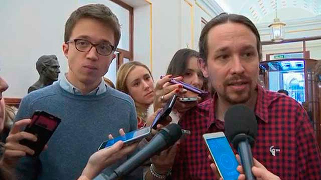 Iglesias avisa a Errejón de que Podemos competirá con él  por la Comunidad de Madrid