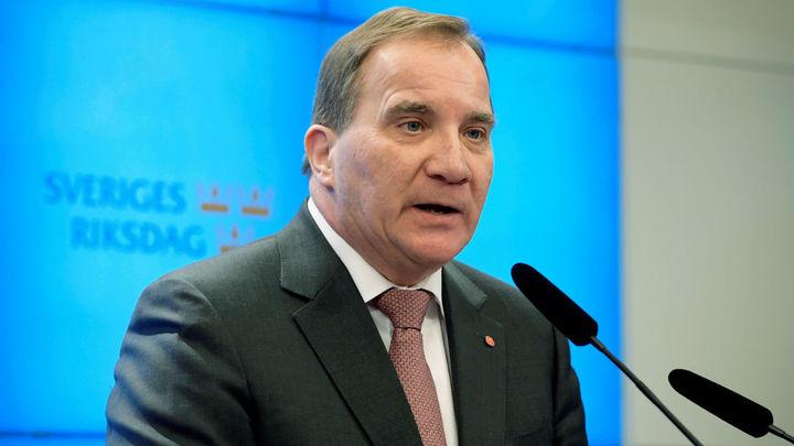 El Parlamento sueco elige primer ministro al socialdemócrata Stefan Löfven
