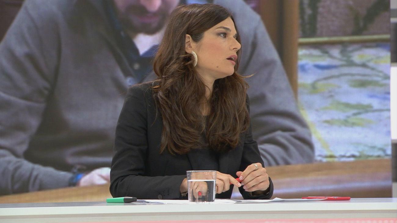 """Clara Serra (Podemos): """"Más Madrid es una fórmula ganadora"""""""