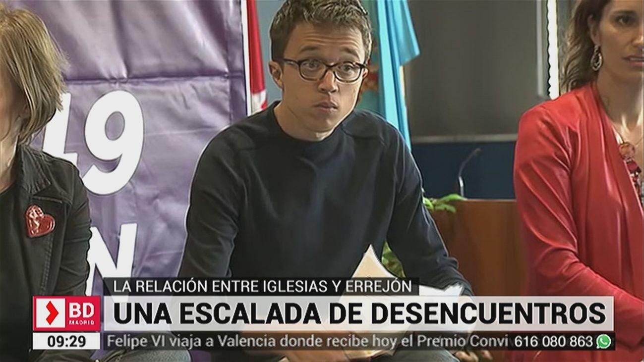 Buenos Días Madrid (8:30-10:30) 18.01.2019