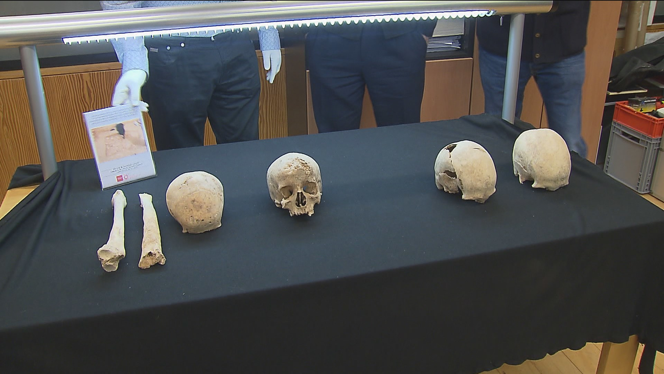 Señales de violencia en los 94 cadáveres hallados en Atocha datados en el siglo XVII